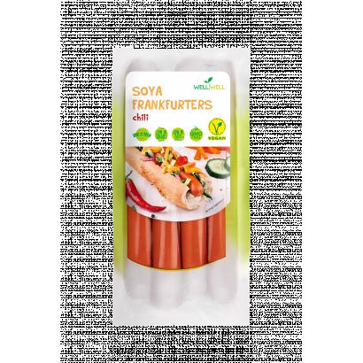 Well-well vegán chilis szójás négyes 200 g