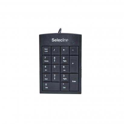 Selecline 883131 vezetékes numerikus Billentyűzet