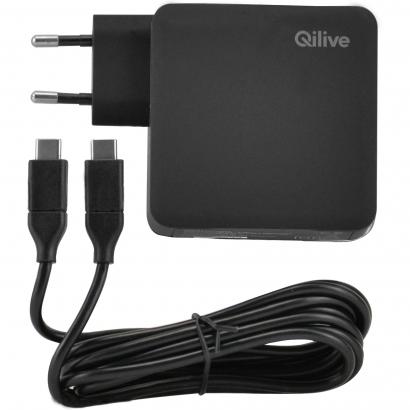 Qilive 892090 TYPE-C PC töltő