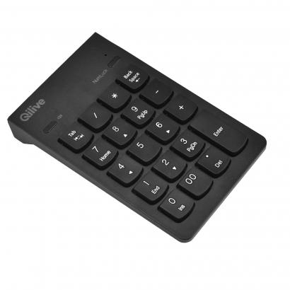 Qilive 893386 vezeték nélküli numerikus Billentyűzet