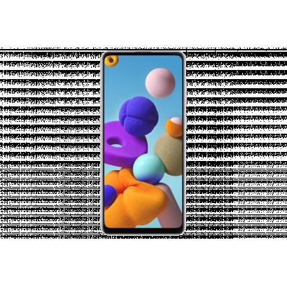 Samsung Galaxy A21s Dual Sim fehér mobiltelefon