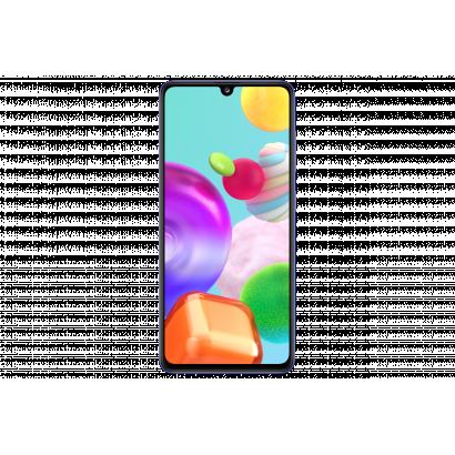Samsung A415F Galaxy A41 Dual Sim kék mobiltelefon