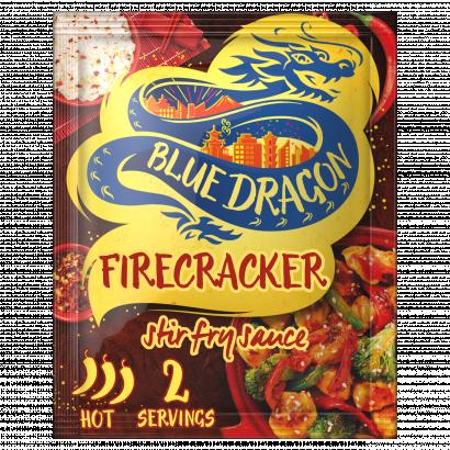 Blue Dragon Firecracker wok szósz 120 g