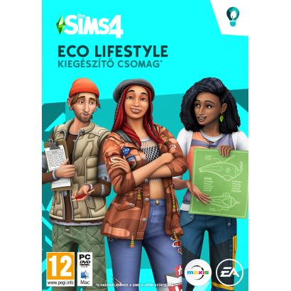 PC THE SIMS 4 ECO LIFESTYLE (EP9)