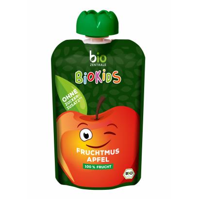 Bio Zentrale biokids bio 100%-os alma gyümölcs püré 90 g
