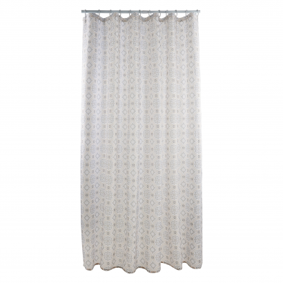 ACT/ SHOWER CURTAIN, PRINTED, POLYESTER 75GSM, 180X200CM, PALAZZO DESIGN