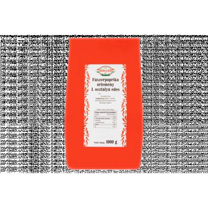 Böllér I. osztályú édes fűszerpaprika őrlemény 1000 g