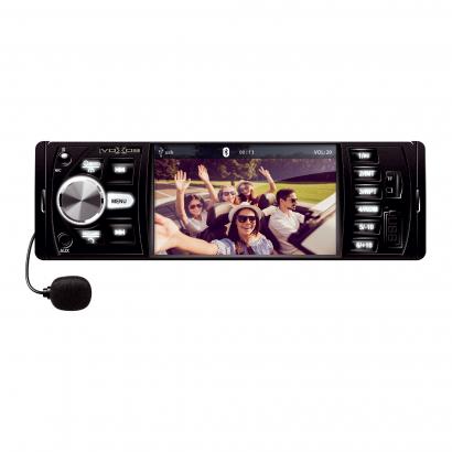 acar radio and multimedia player