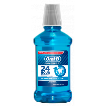 Oral-B Pro-Expert Professional Protection Mouthwash 250ml