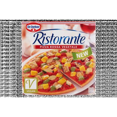 Dr. Oetker Ristorante Pizza Rossa Vegetale Quick-Frozen Vegan Pizza 335 g