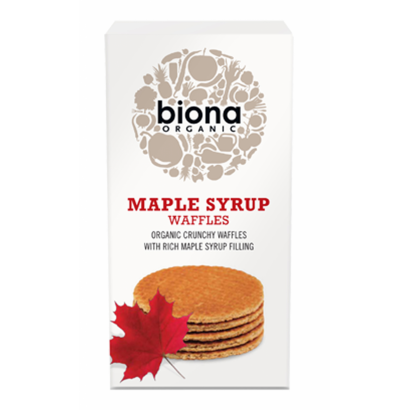 Biona Bio Waffel juharszirupos 175 g