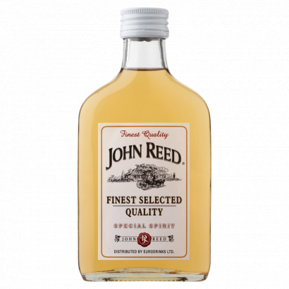 John Reed Spirit with Whisky 35% 0,2 l