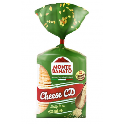 Cheese CD with sesame 110g