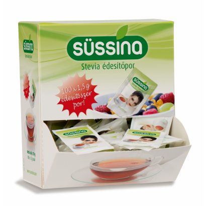 Süssina Stevia Sweetener powder 150G