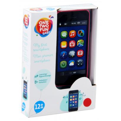 One Two Fun Zenélő okostelefon