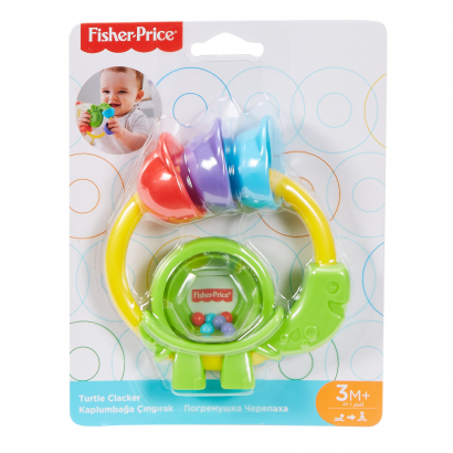 Fisher-Price Esőerdős csörgők (többféle)