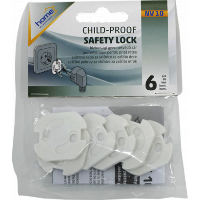 Child-proof safety lock