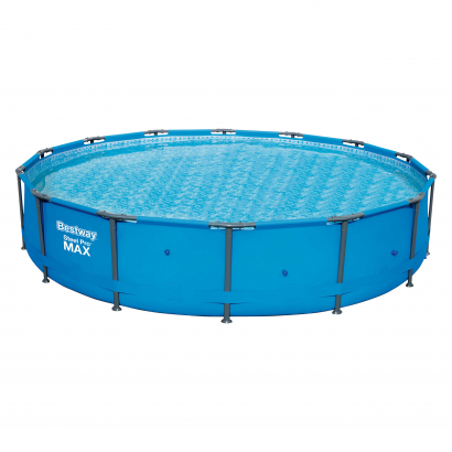 Bestway Fémvázas medence vízforgatóval 427x84 cm (56595)