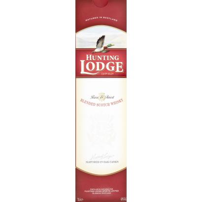 Hunting Lodge Scotch Whisky 40% 0,7 l