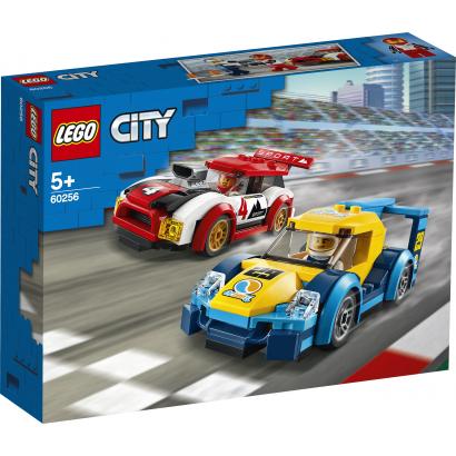 LEGO City Versenyautók (60256)