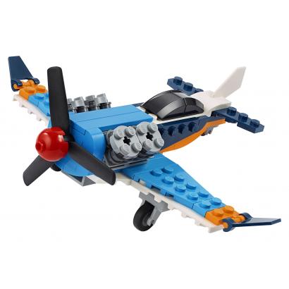 LEGO Creator Légcsavaros repülőgép (31099)