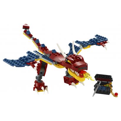 LEGO Creator Tűzsárkány (31102)