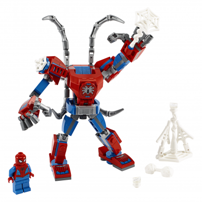 LEGO Super Heroes Pókember robot (76146)