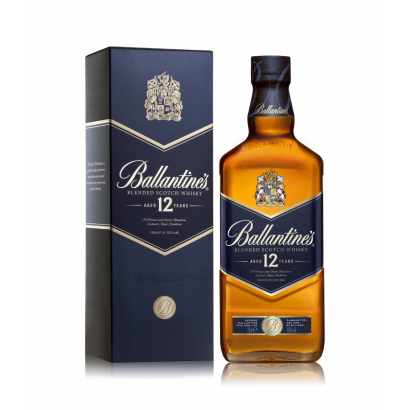 BALLANTINES FINEST 12 YEARS OLD 0,7L