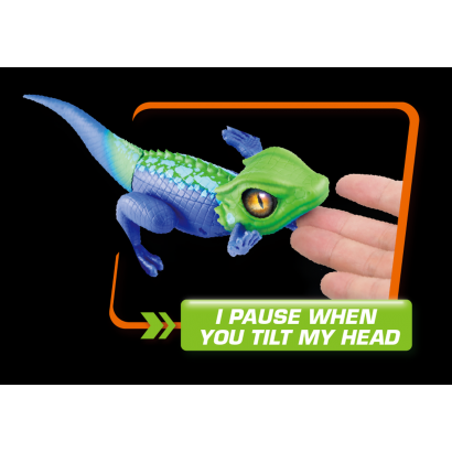 Robo Alive - Gyík interaktív játék