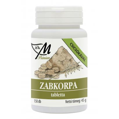 Dr.M prémium zabkorpa tabletta 150 db