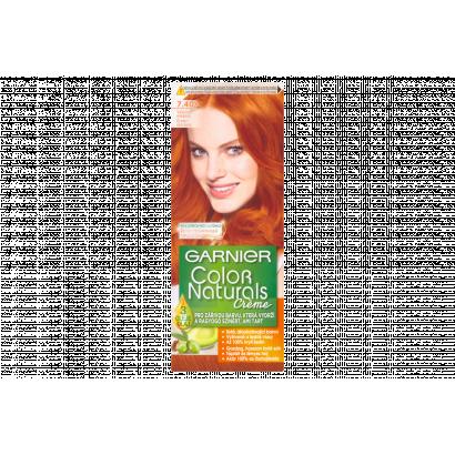 Garnier Color Naturals Creme 7.40+ érzéki rézvörös tápláló tartós hajfesték
