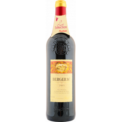 BPC rouge French red wine 0.75 l