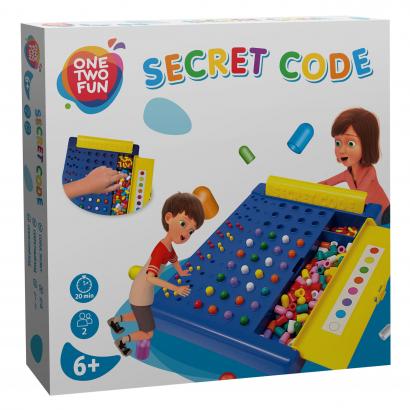 One Two Fun Kód fejtő