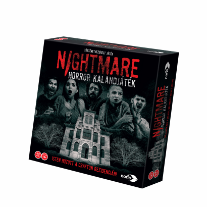 Nightmare társasjáték