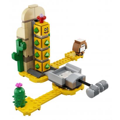 LEGO Super Mario Sivatagi Pokey kiegészítő szett (71363)