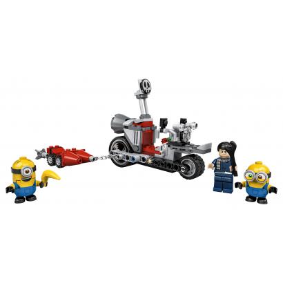 LEGO Minions Megállíthatatlan motoros üldözés (75549)