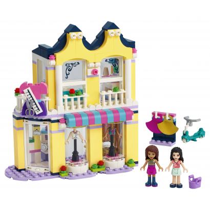 LEGO Friends Emma ruhaboltja (41427)