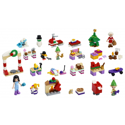 LEGO Friends Adventi naptár (41420)