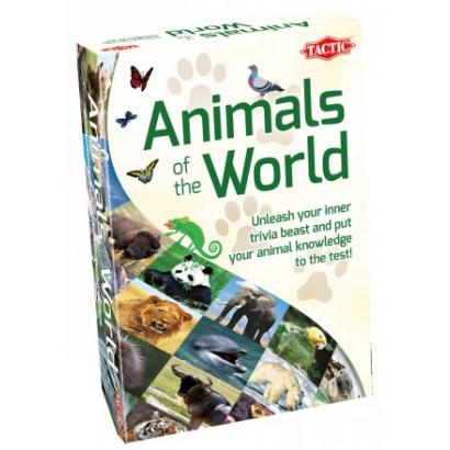 A világ állatai társasjáték