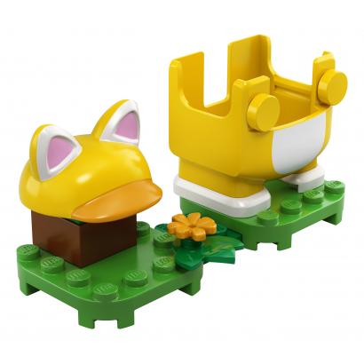 LEGO Super Mario Cat Mario szupererő csomag (71372)
