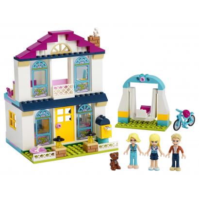 LEGO Friends Stephanie háza (41398)