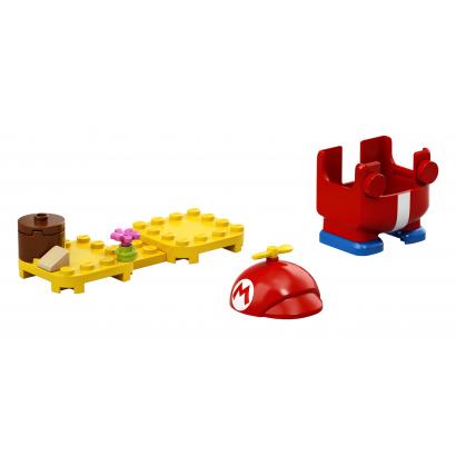 LEGO Super Mario Propeller Mario szupererő csomag (71371)