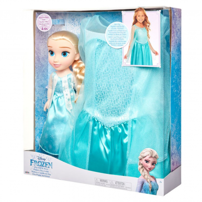 Frozen Elza baba jelmez