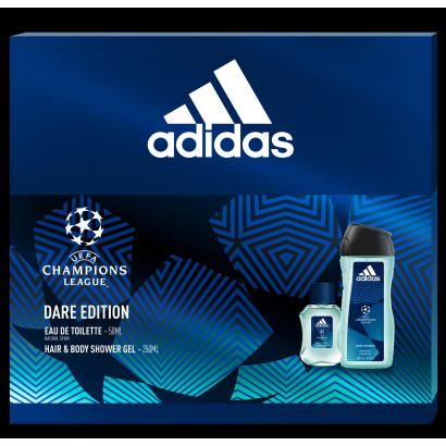 ADIDAS UEFA VI EDT 50ML + TUSFÜRDŐ 250ML FÉRFI