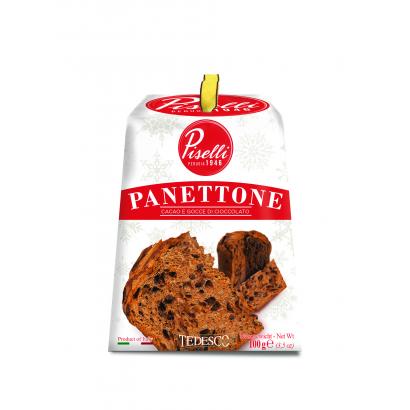 Mini Panettone kakaós csokidarabos 100 g