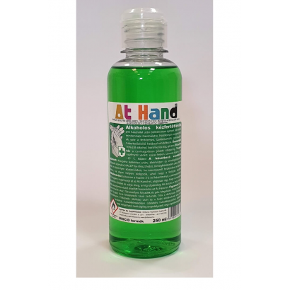 AT HAND® disinfectant 250ml
