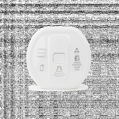 Steck Ei208DW Szén-monoxid érzékelő, LCD kijelzővel