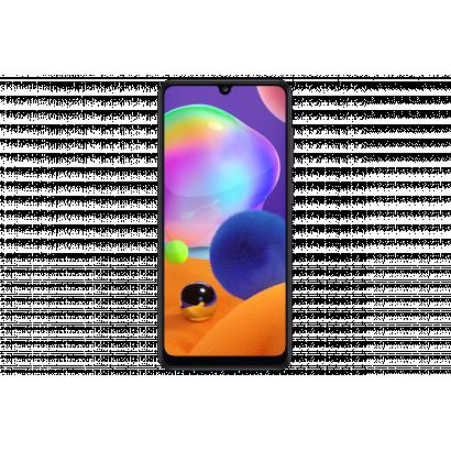 Samsung A31 DS 128GB fekete mobiltelefon