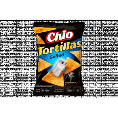 Chio Tortillas sós kukoricasnack 125 g