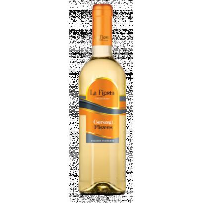 La fiesta cserszegi fűszeres fehérbor 0,75 l